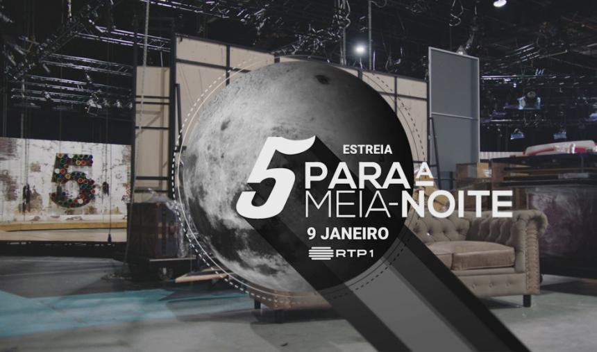 Cristina Ferreira no regresso do 5 Para a Meia-Noite