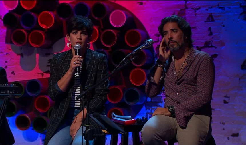 Inês Lopes Gonçalves feat. Johnny and the Diamond Dogs -