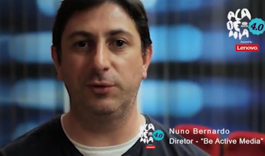Entrevista a Nuno Bernardo