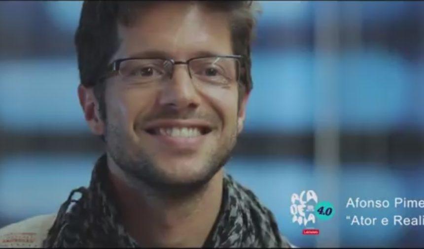 Entrevista a Afonso Pimentel