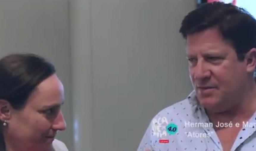 Entrevista a Maria Rueff e Herman José
