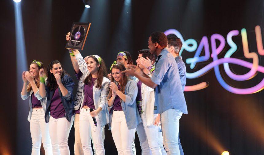 Spell Choir são os vencedores do A Capella