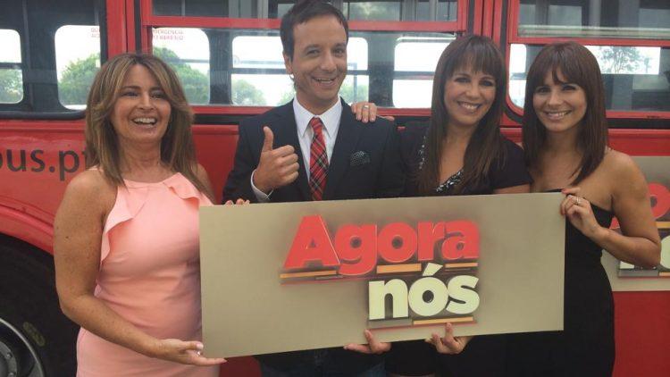 Serenella Andrade e Catarina Camacho completam o quarteto das manhãs