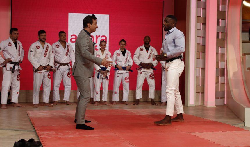 Português campeão europeu de Jiu-Jitsu
