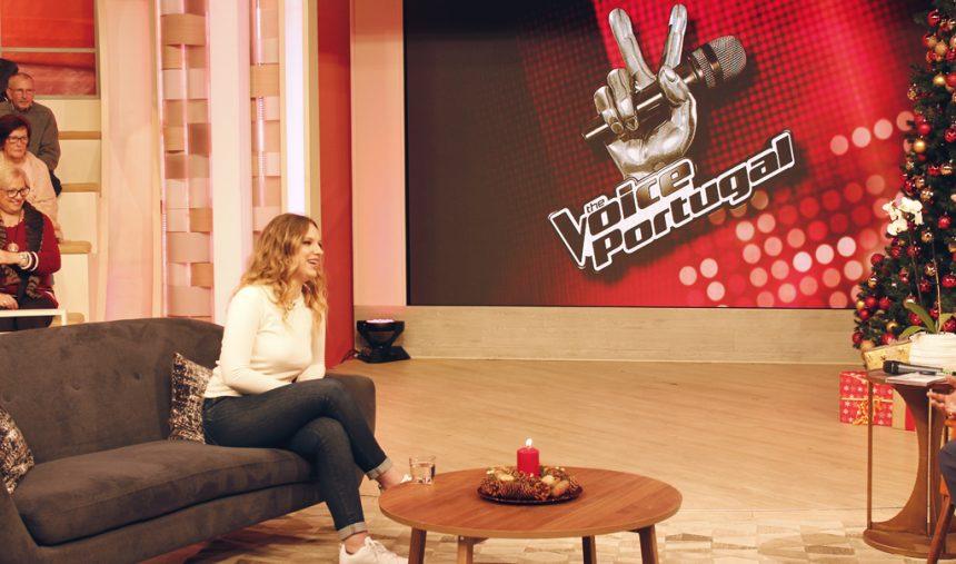 Joana Couto passa à próxima fase do The Voice Portugal