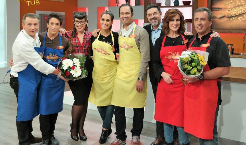 6.º Programa: Joaquim Nicolau, Joana Teles e Mané