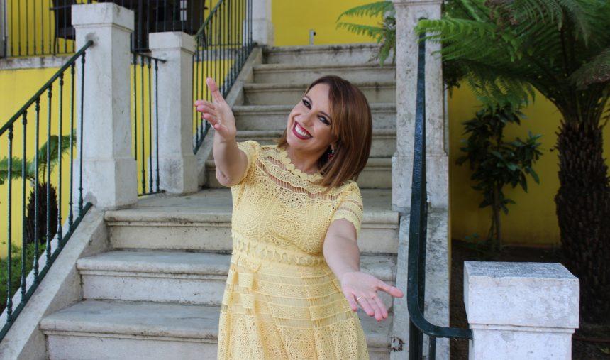Tânia Ribas de Oliveira está de volta às tardes da RTP