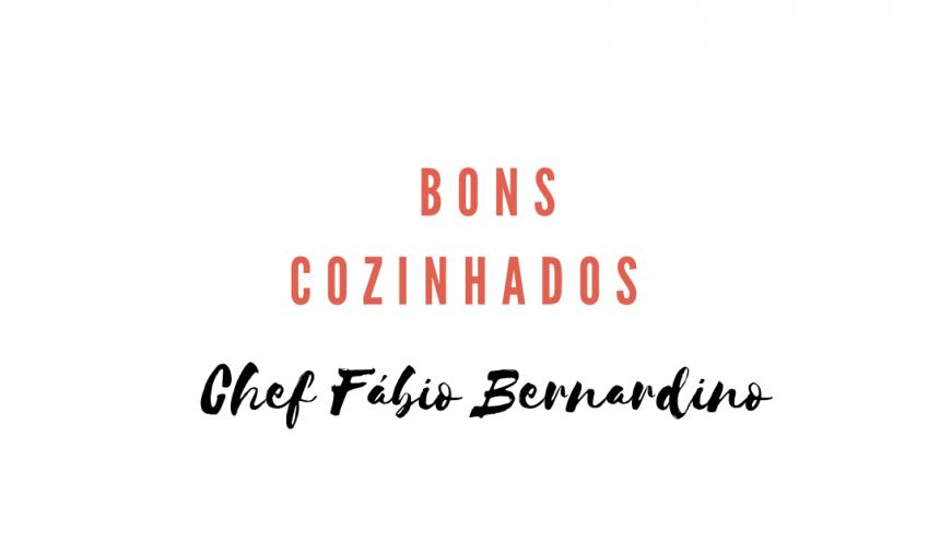 Chef Fábio Bernardino:  Burrito de Atum e Couve
