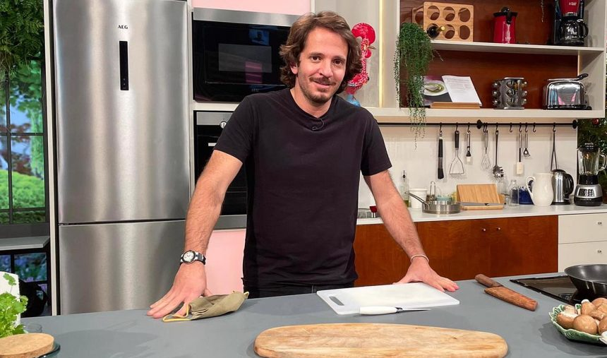 Chef Kiko Martins – Receita das Mini Pizzas