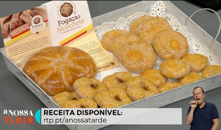 Fátima Evaristo - Receita das Fogaças de Alcochete
