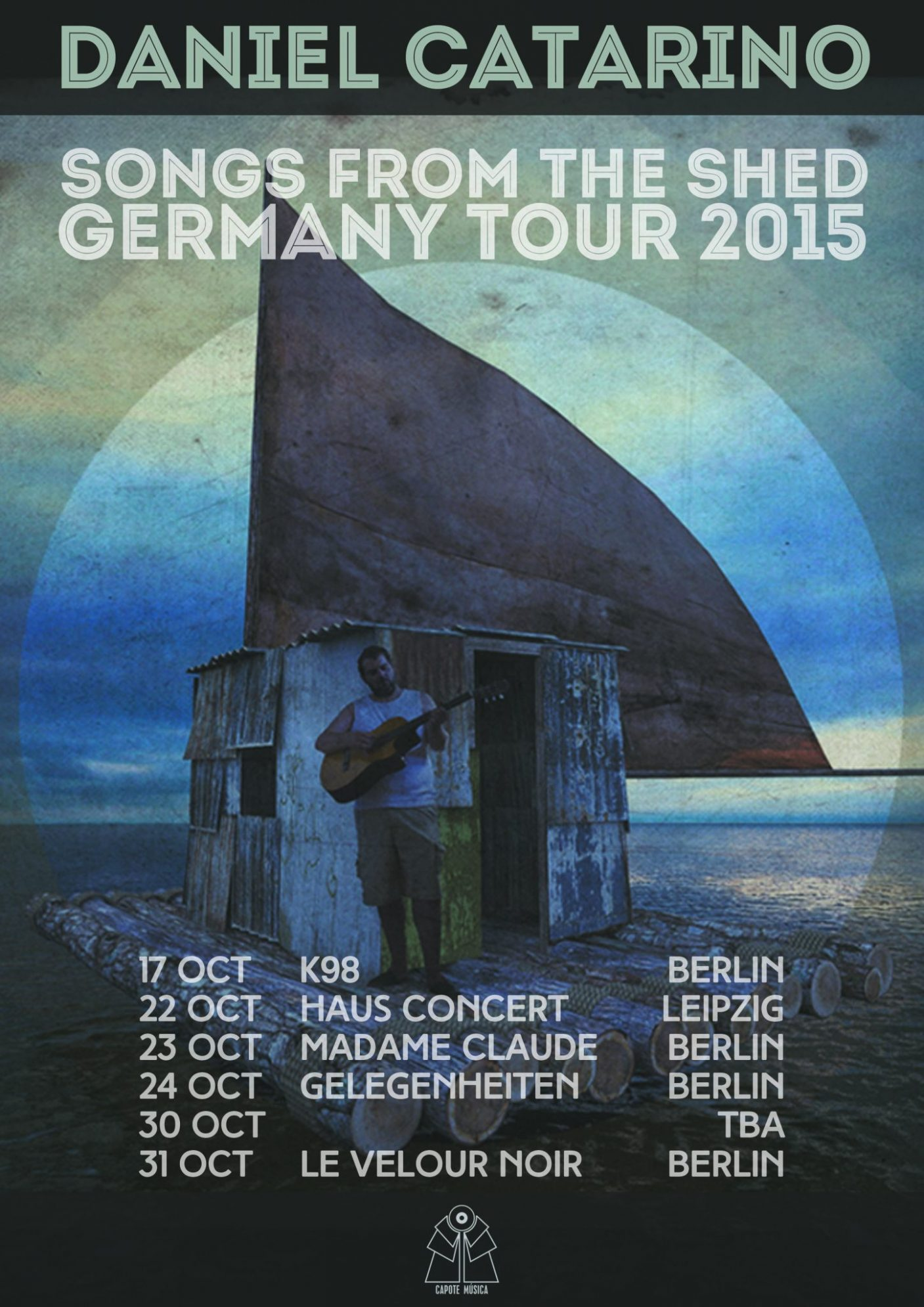 GERMANYTOURPOSTER