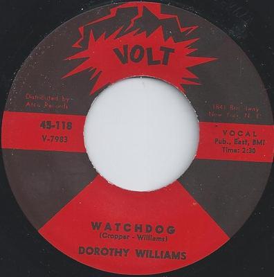 Dorothy Williams II