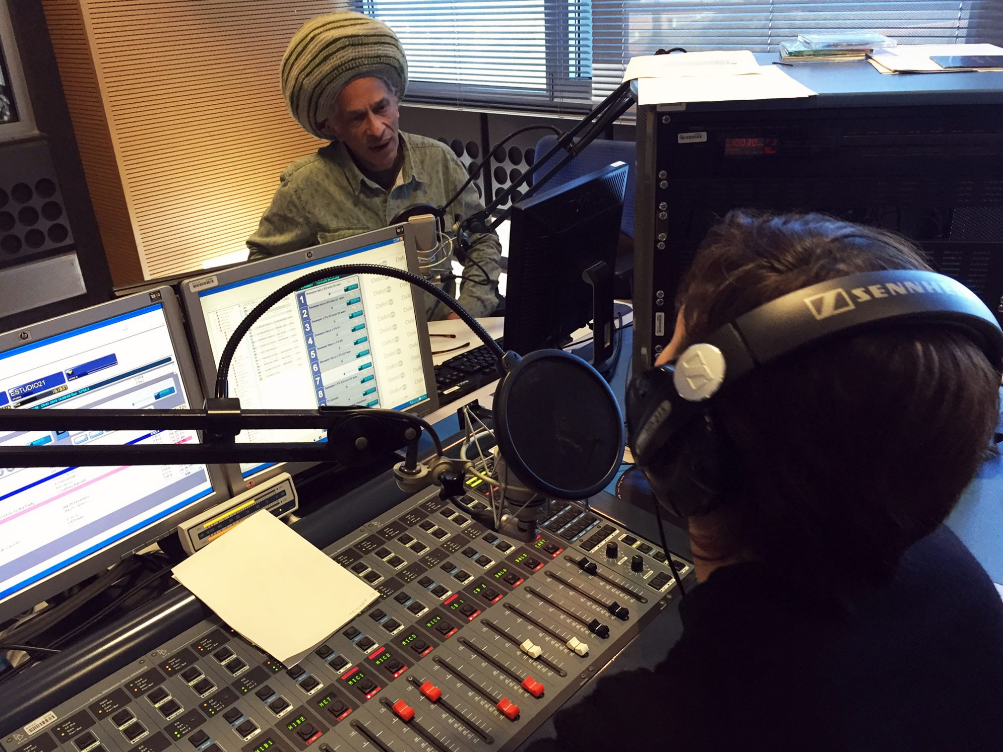 Don Letts, Isilda Sanches