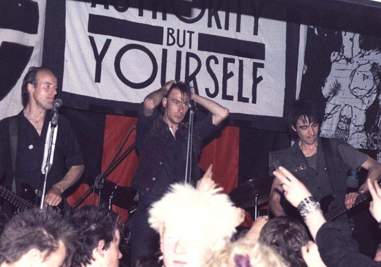 Punk Band Crass