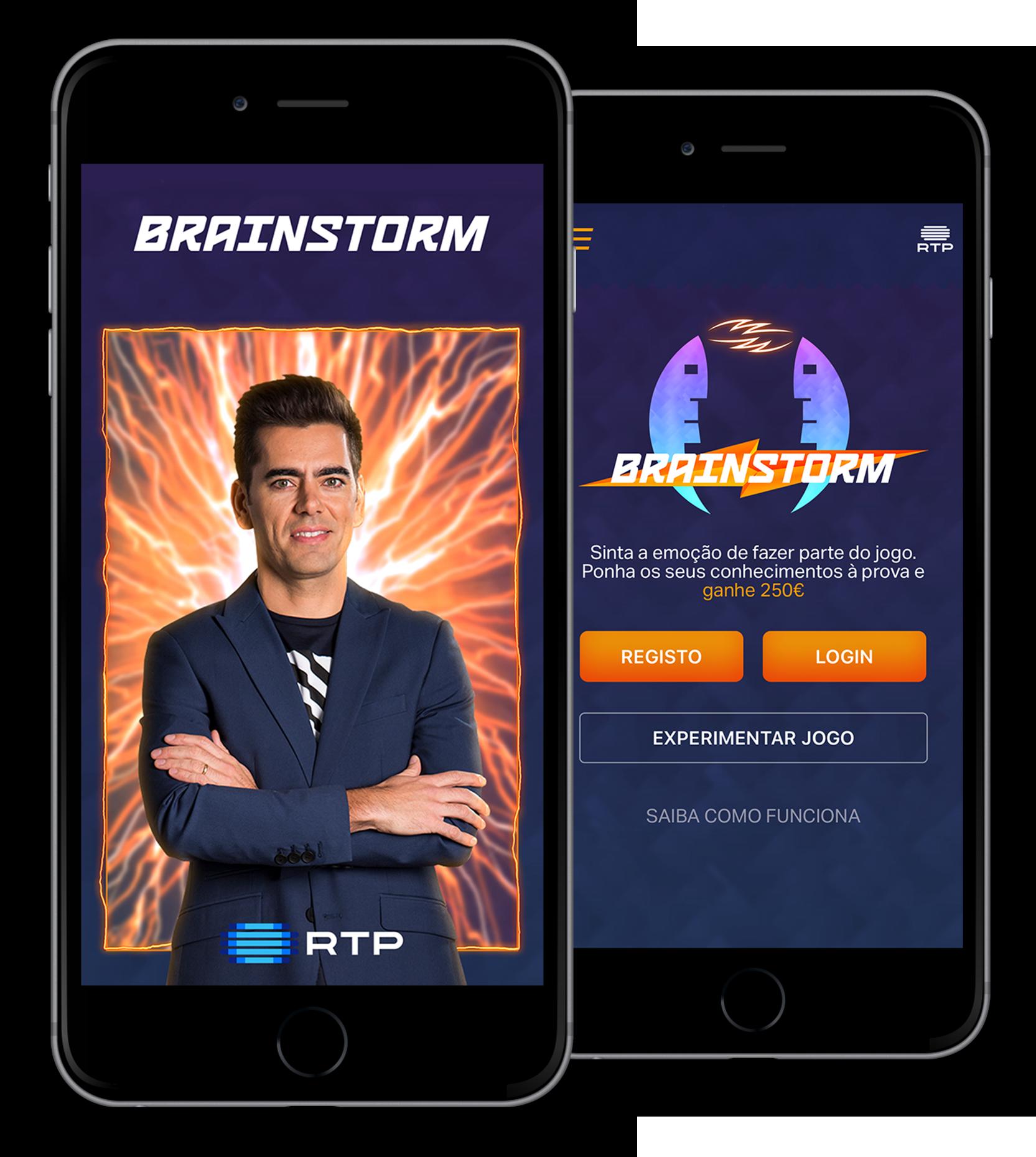 Aplicação Brainstorm