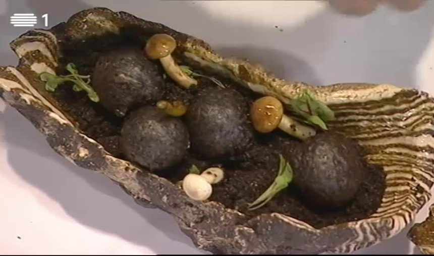 (Falsas) Trufas de Alheira, por Chef Rui Paula