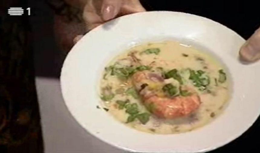Sopa tailandesa da Joaninha, por Rita Ribeiro