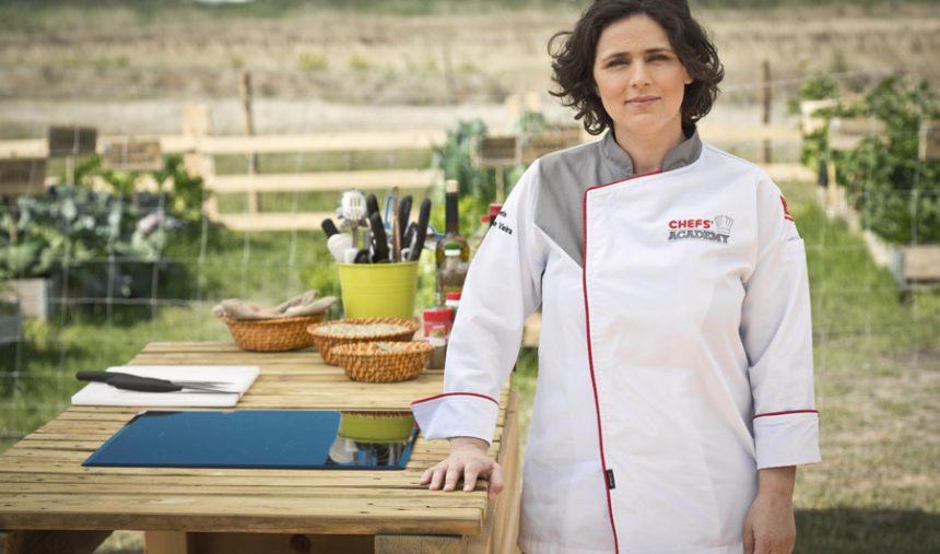 Chefe Marlene Vieira