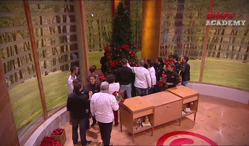 Natal na Chefs' Academy
