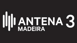 Antena 3 Madeira, monocromático negativo