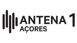 Antena 1 Açores, monocromático positivo