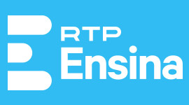 RTP Ensina, negativo azul
