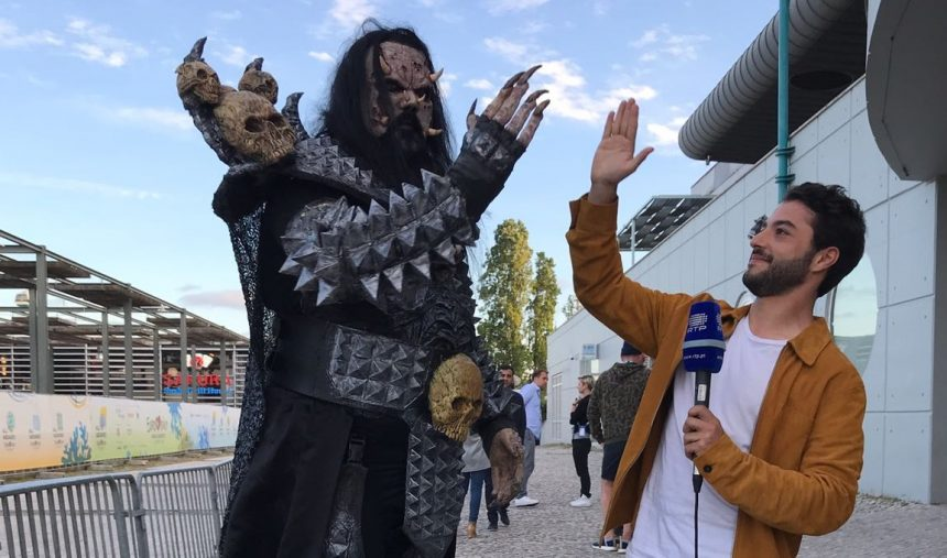 Entrevista a Mr. Lordi