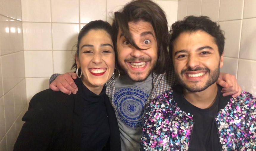 Diário de Bordo com Salvador Sobral