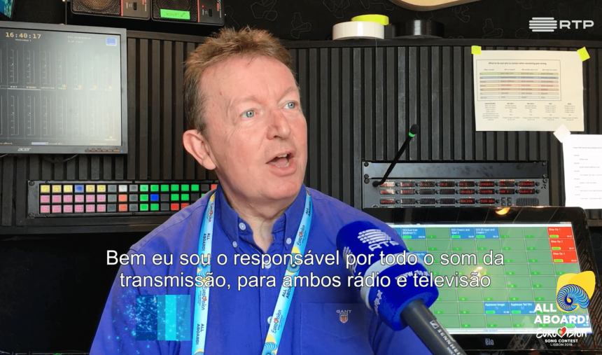 Entrevista a Robert Edwards, Sound Supervisor