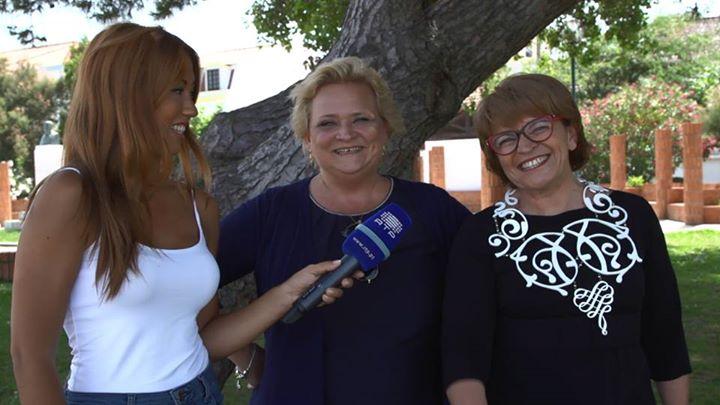 Noémia Costa e Luísa Ortigoso juntas em Duelos na Rádio