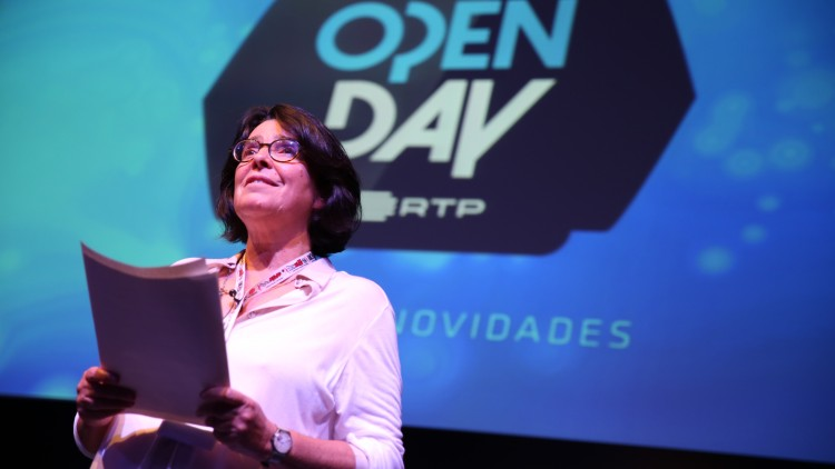 Teresa Paixão diretora da RTP2
