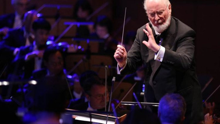 Estreia Celebrar John Williams