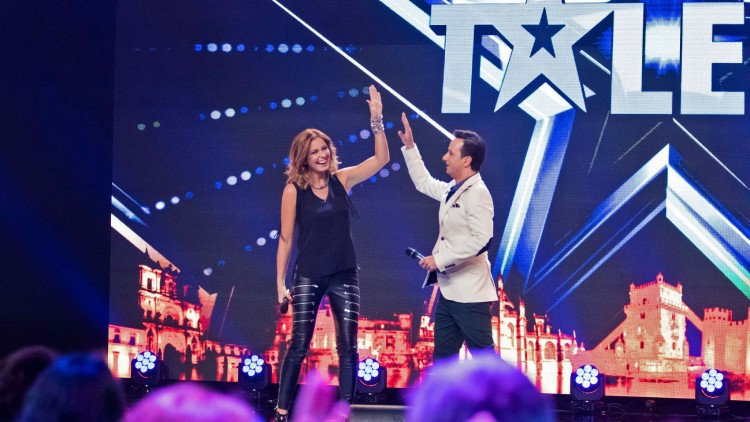 Got Talent Portugal estreia-se a liderar
