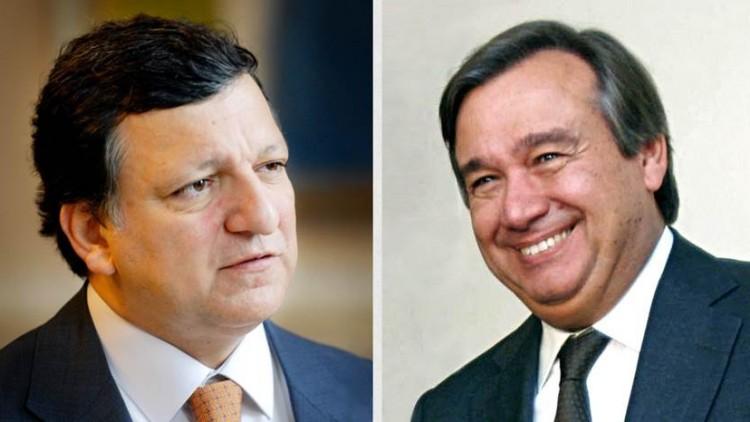 Debate António Guterres e Durão Barroso