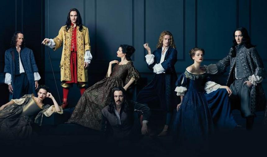 Estreia Versailles a partir de 23 de março