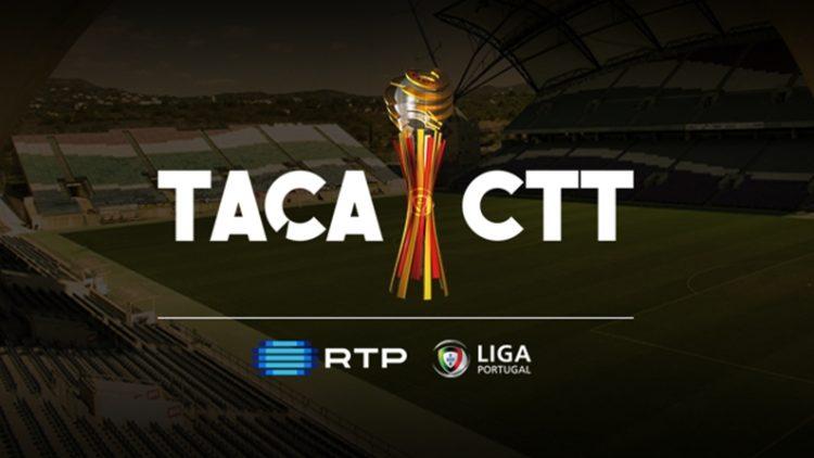 Taça CTT transmitida pela RTP nas pTaça CTT transmitida pela RTP nas próximas 2 épocasróximas 2 épocas