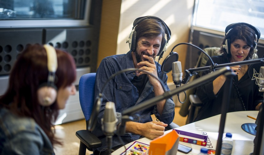 Novas Manhas Da Antena 3 Com Luis Oliveira Ana Markl Ines Lopes Goncalves E Bruno Nogueira Extra Rtp