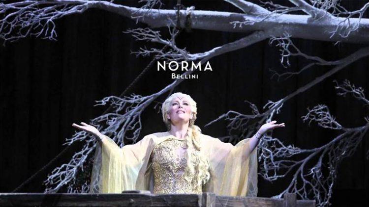 Estreia de Norma - 25 de fevereiro na RTP2