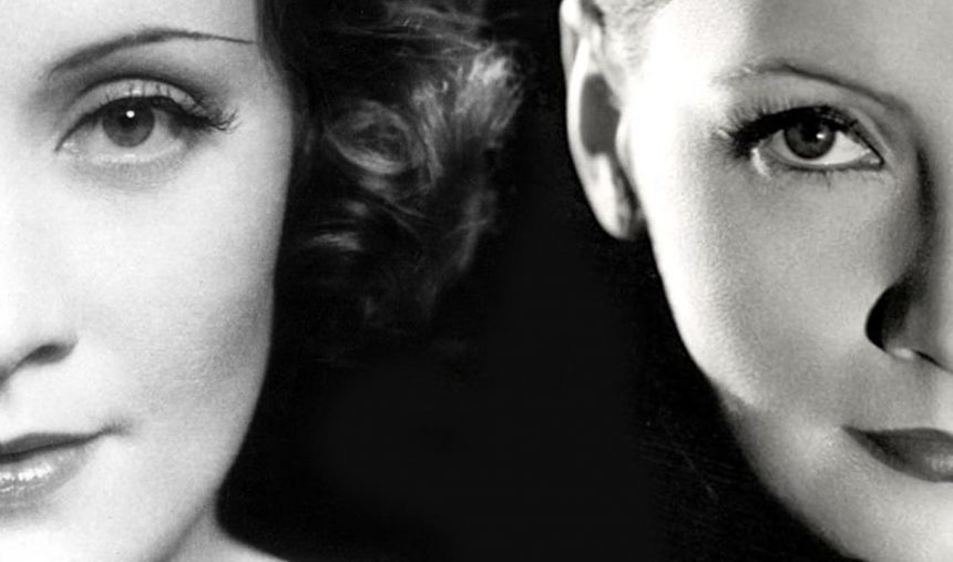 Dietrich - Garbo: The Angel and The Divine