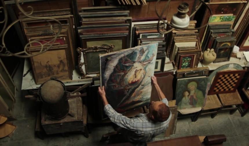Dalí à lupa