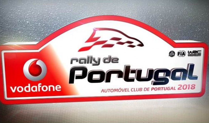 Vodafone Rally de Portugal 2018