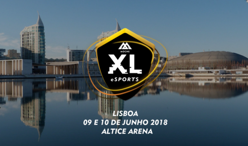 RTP Arena transmite Moche XL eSports
