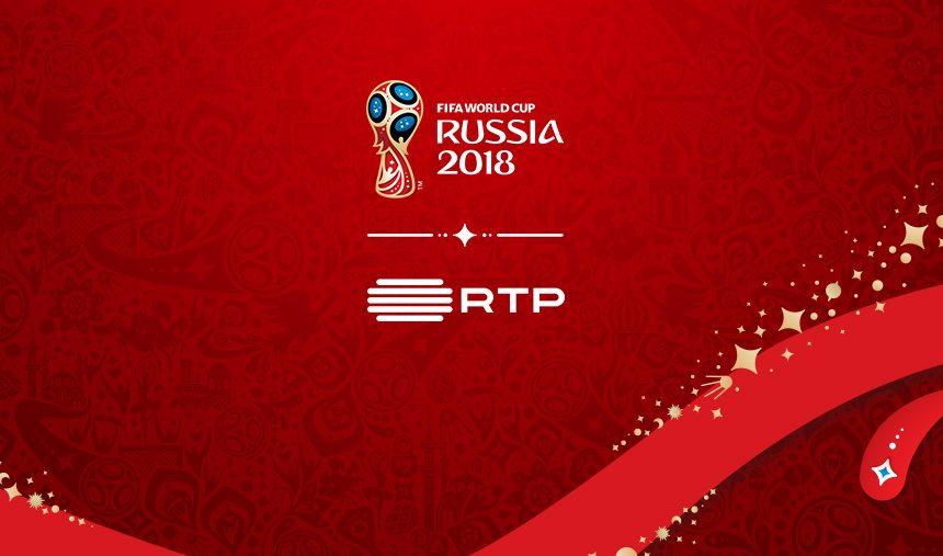 Mundial de Futebol 2018 | 7 em cada 10 portugueses acompanharam na RTP1