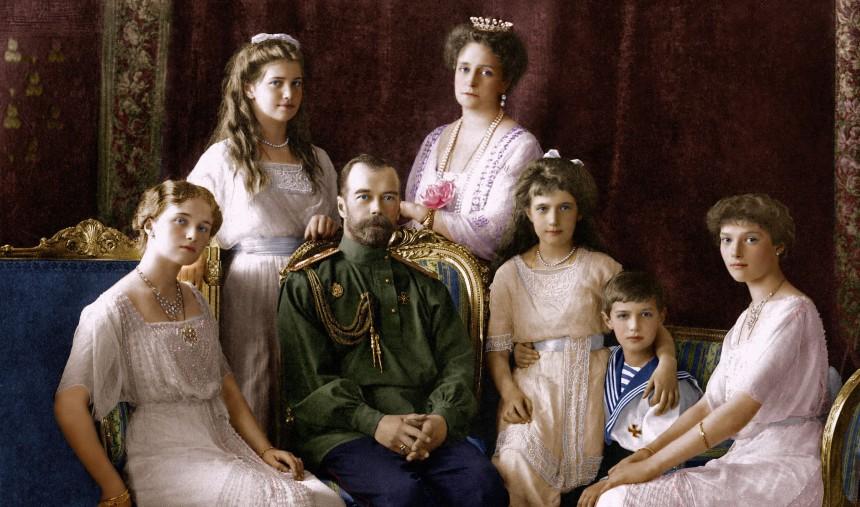 A Última Viagem do Czar da Rússia