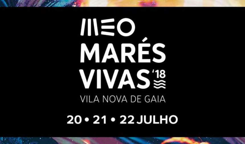 MEO Marés Vivas: RTP televisão oficial e Palco RTP Comédia