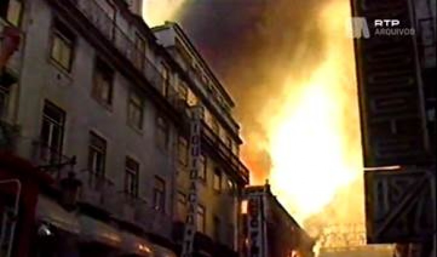 RTP assinala os 30 anos do incêndio do Chiado