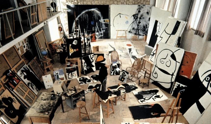 Joan Miró: o Fogo Interior