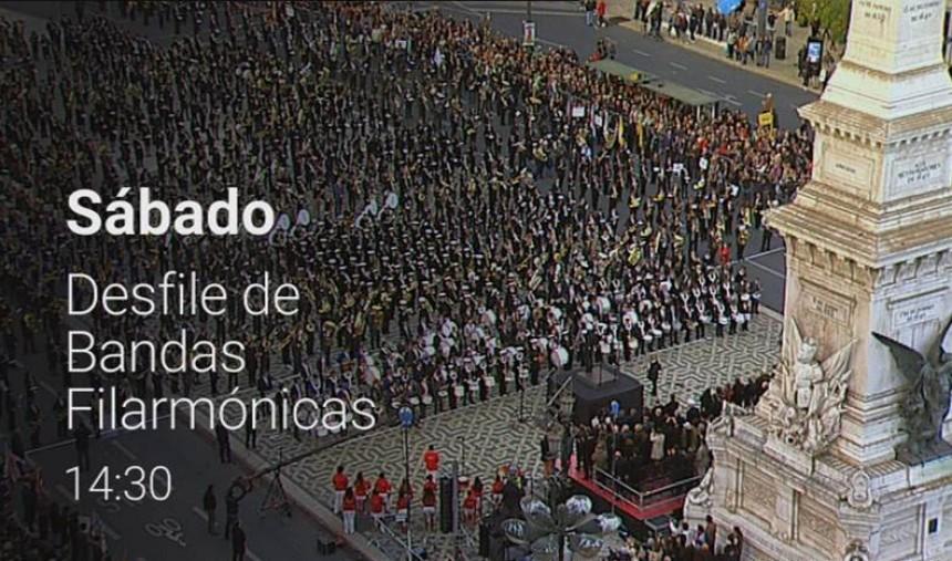 Desfile Nacional de Bandas Filarmónicas