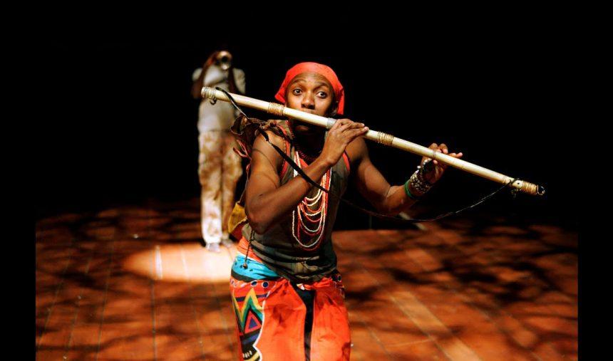 Impempe Yomlingo - A Flauta Mágica com marimbas