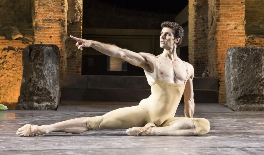Roberto Bolle: a Arte da Dança